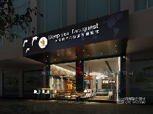 广州深海淘客连锁海鲜超市室内装饰设计赏析